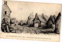 CPA Le Vieux Néris-La Place du haut Village (262676)