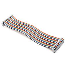 1 Stücke Flachbandkabel Draht 26 Pin 2,54MM Picth 200Mm Für Himbeere Pi Gpio xb