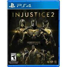 Injustice 2 Legendary Edition ( Playstation 4 / PS4 ) Brand new