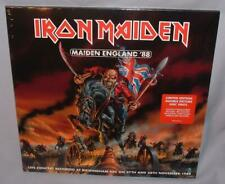 LP IRON MAIDEN Maiden England '88 2LPs 180g PICTURE DISCS NEW MINT SEALED!