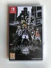 Nintendo - Switch - The World Ends With You - Version FR - Neuf