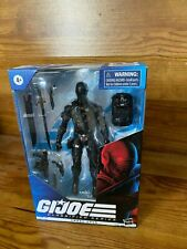 "Hasbro GI Joe Classified Snake Eyes 6"" Action Figure NEW In-Box"