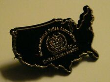 International Police Association Lapel Pin - Vintage IPA United States Section
