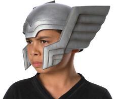 Thor Child Helmet Boys Costume Rubies 35645 Superhero Avengers Kids Halloween