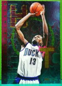 Glenn Robinson insert card Hot List 1995-96 Skybox Hoops #7