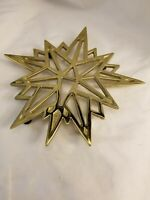 Old Salem Brass Trivet