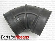 GENUINE NISSAN 96-03 PATHFINDER 3.3L CURVED THROTTLE BODY AIR INTAKE DUCT BOOT