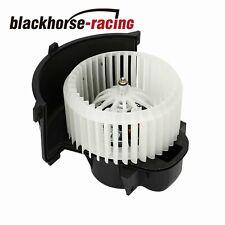 Heater Blower Motor w/Fan Cage for Audi Q7 Volkswagen Touareg Porsche Cayenne
