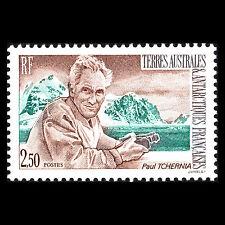TAAF 1992 - Paul Tchernia (Scientist) - Sc 169 MNH