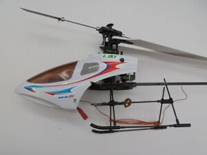 E-Sky Buzz Flyer Helicopter Remote Control Model in Hard Case with Accessories