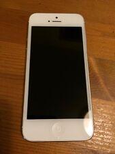 Apple iPhone 5 - 16GB - White & Silver (Verizon) Smartphone