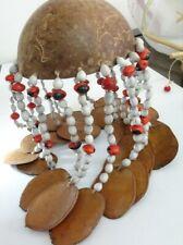 Tribal AMAZON Ticuna Indian Handmade craft