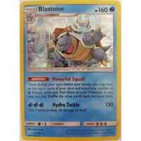 Pokemon Blastoise (Turtok) 25/181 - Shattered Holo -  Englisch NM/Mint