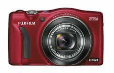 NEW Fujifilm Finepix F770exr Digital Camera Champaign Red