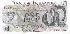 Nordirland / Northern Ireland 1 Pfund (1980) Pick 65