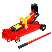 2 Ton Hydraulic Trolley Floor Jack Car Jack 2000kgs CE Approved With Case 10 3