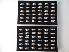 *US Seller* wholesale 30 Christian Jesus Unisex Band Ring Stainless Steel Ring