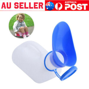 Male Female Urine Wee Bottle Portable Urinal Camping Travel Car