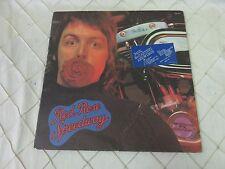 Paul McCartney Red Rose Speedway USA Press Music LP Record
