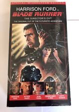 New listing blade runner special widescreen directors cut vhs new sealed