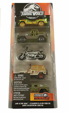 Matchbox GDP07 Jurassic World Land Action Squad 5 Car Pack