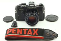 [Exc+++++] Pentax Super A SLR Film Camera SMC Pentax-M 50mm f2 From Japan 530