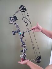 Diamond Edge 60lb Right Hand Force Bow - Camo w/ Whisker Rest & Cobra Sight