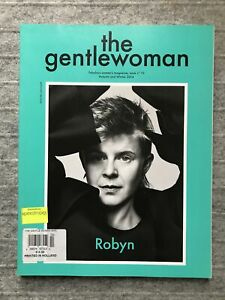 The Gentlewoman : Robyn Cover, Issue 10, Autumn / Winter 2014, Exc Cond