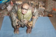 Lord Of The Rings Attack Troll Action Figure Toybiz