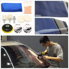 Universal Auto Car Windscreen Repair Windows Scratch Remover Glass Polishing~