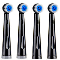 Fairywill Brush Heads x4 only for Electric Toothbrush FW-2205 and FW-2209