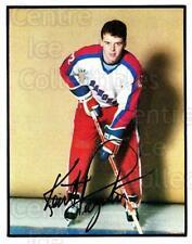 1984-85 Kitchener Rangers #17 Kent Paynter