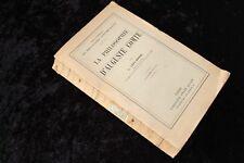 LA PHILOSOPHIE d'AUGUSTE COMTE par L. LEVY-BRUHL - Lib. Félix ALCAN