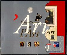 Bloc Feuillet BF23 - PhilexFrance 99 - Chefs-d'œuvre de l'Art (neuf + blister)