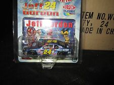 Action 1/64 box of 24 cars, Jeff Gordon Dupont Superman 1999 Chevy W649916077-2