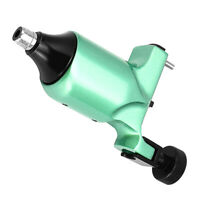 Professional Rotary Tattoo Machine Gun Shader Liner Fornitura Verde