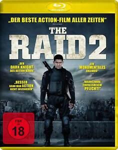 THE RAID 2 - UNCUT - BLU-RAY DISC - NEUW