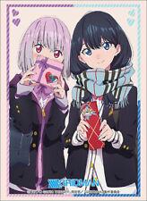 Gridman Rikka & Akane Card Game Character Sleeves Collection HG Vol.2161 Anime