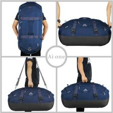 AIONE Duffel Bag  Sports Gym Hiking Backpack 65L Travel Luggage New Ai One