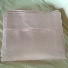 Luxury Sateen Devon Collection 4pc King Sheet Set 900Tc Pink Retail $190
