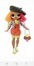 LOL Surprise Neonlicious OMG Fashion Doll with 20 Surprises Brand New Original