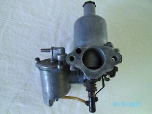 1 1/4 inch SU carburettor to suit Morris Mini or any A series BMC engine.