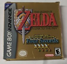 Legend Of Zelda Link To The Past GBA CIB