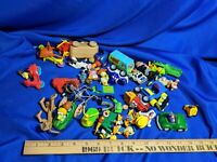 Huge Lot McDonald's Toy Prize 80s-90s Scooby Doo Garfield Disney Donald Duck VTG
