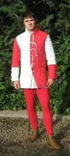 Padded Medieval Gambeson Jacket Costumes Dress Sca coat Akelton Vest Armor Gift
