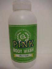 VICTORIA'S SECRET PINK BODY WASH SHOWER CITRUS & MINT BE ENERGIZED GO NARURAL