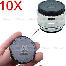 10xbouchon arrière couvrent Olympus Micro  Thirds M.Zuiko Digital 14-150/4-5.6
