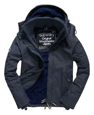 Superdry Hooded Arctic Windcheater Jacket - Size L Brand New RRP$189