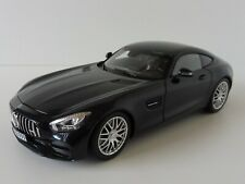 Mercedes-Benz AMG Gt S 2018 Negro 1/18 Norev 183497 Mercedes