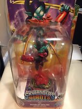 New Skylanders Giant Scarlet Ninjini - Collector Item